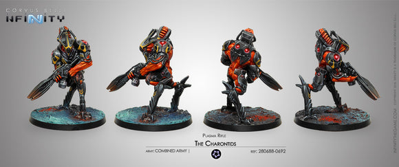 Combined Army: The Charontids (Plasma Rifle)