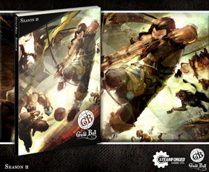 Guild Ball: Season 2 Rulebook