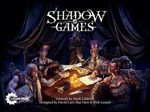 Guild Ball: Shadow Games