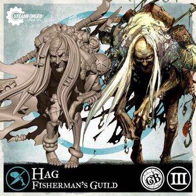 Guild Ball: Fisherman's Guild - Hag (Season 3)
