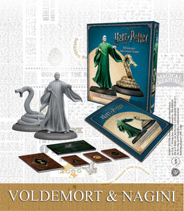 Harry Potter Miniature 35 mm Voldemort and Nagini