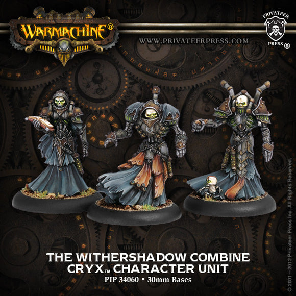 Warmachine Cryx: Withershadow Combine