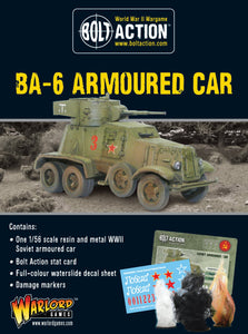 Bolt Action: BA-6 Armoured Car