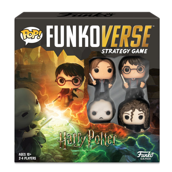Pop! Funkoverse Harry Potter - 100 - Base Set