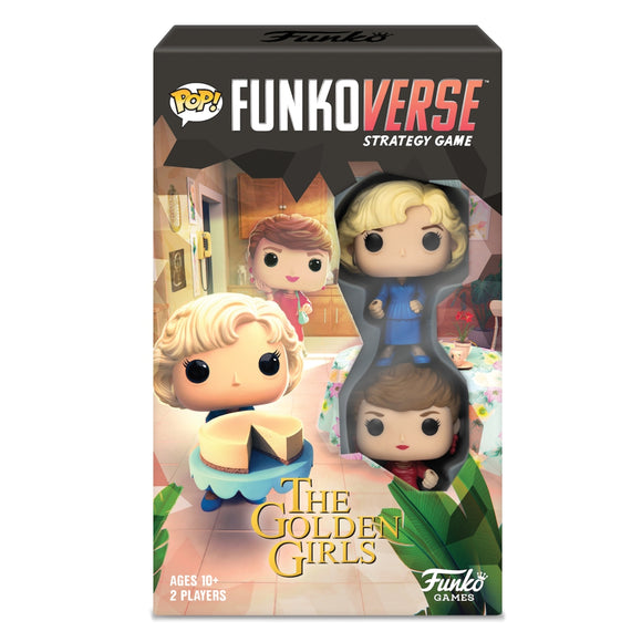 Pop! Funkoverse The Golden Girls - 100 - Expandalone
