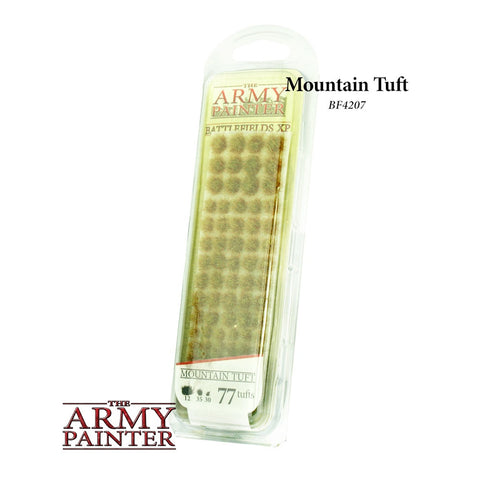 Army Painter Battlefields Basing - Mountain Tufts