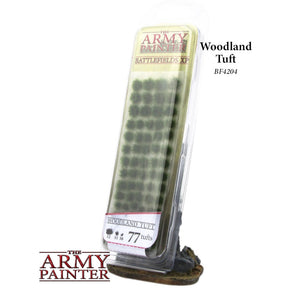 Army Painter Battlefields Basing - Woodland Tufts