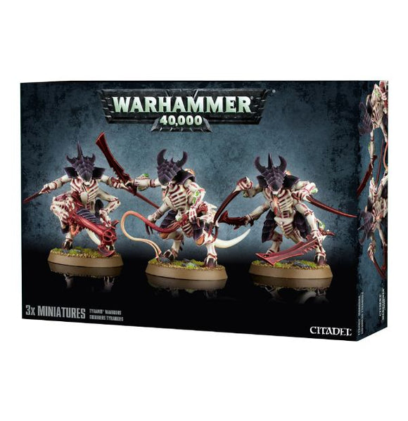Warhammer 40K: Tyranid Warriors