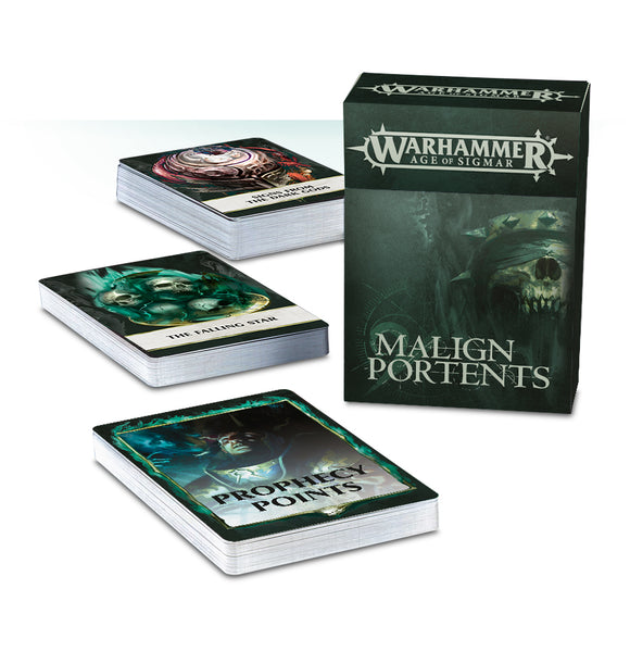Warhammer Age of Sigmar: Malign Portents Cards