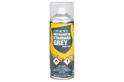 Citadel: Mechanicus Standard Grey Spray