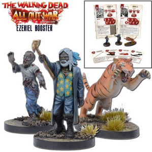 The Walking Dead: Miniatures Booster Ezekiel (TWD)