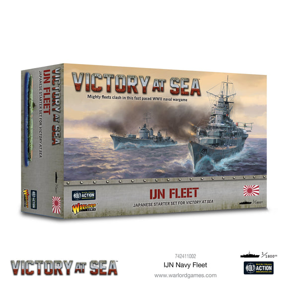 Battle for the Pacific - Victory at Sea IJN fleet