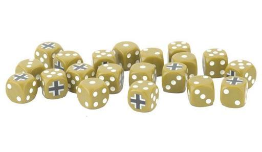 FoW: German LW Dice (x20)