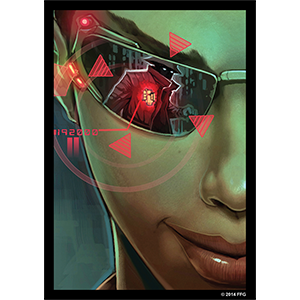 Android: Netrunner Art Sleeves: Posted Bounty