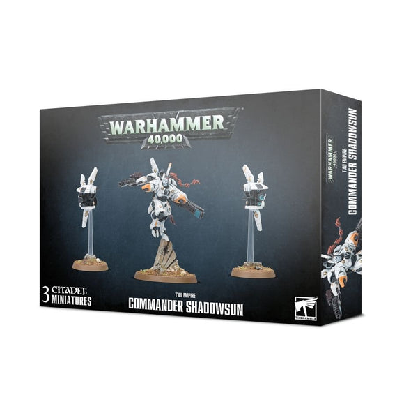 WH40K: Commander Shadowsun