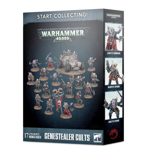 Warhammer 40K: Start Collecting! Genestealer Cults