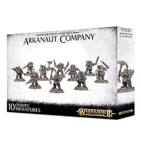 Warhammer Age of Sigmar: Kharadron Overlords Arkanaut Company