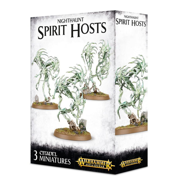 Warhammer Age of Sigmar: Nighthaunt Spirit Hosts
