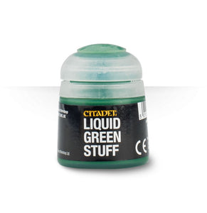 Citadel Paint: Liquid Green Stuff (12ml)