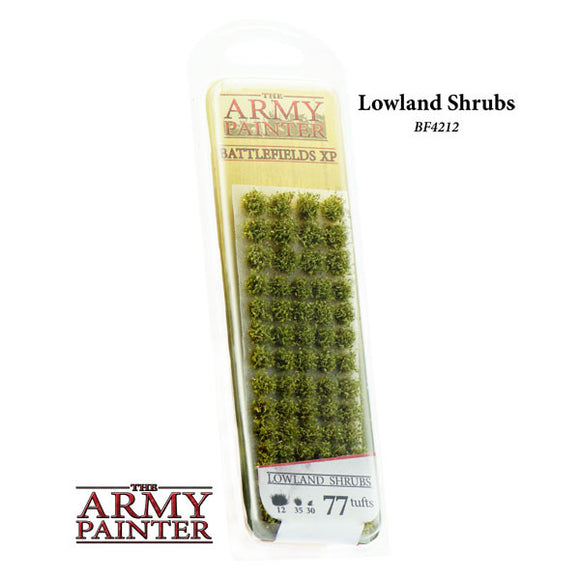 Army Painter Battlefields Basing - Lowland Shrubs
