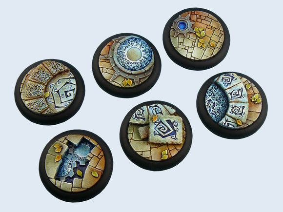 Micro Arts: Arcane Bases, WRound 40mm (2)