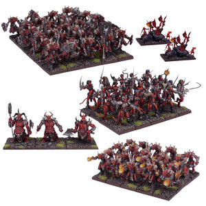 Kings of War: Forces of the Abyss Army