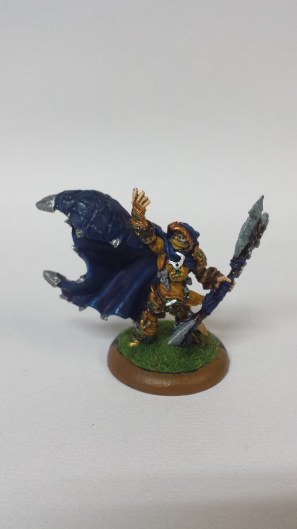 Circle Orboros: Blackclad Wayfarer (Painted)