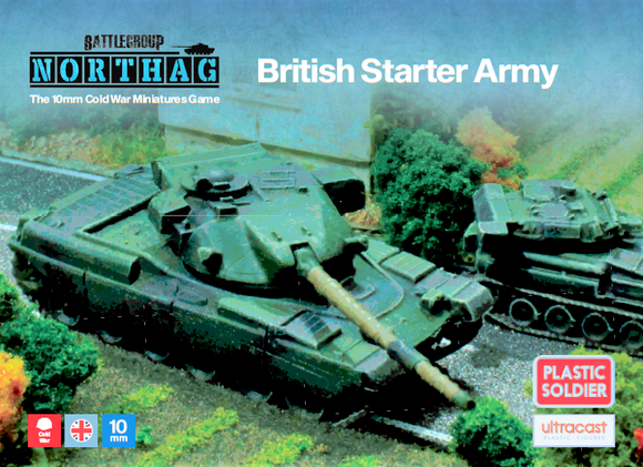 Plastic Soldier Company: Northag British Starter Army