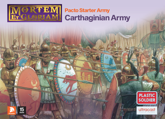 Plastic Soldier Company: Mortem et Gloriam Carthaginian Pacto Starter Army