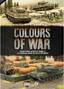 FoW: Colours of War (2019) WWII and WWIII Miniatures Painting Guide