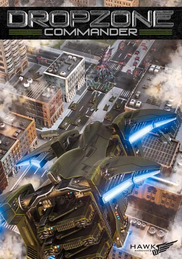 Dropzone Commander: Core RULEBOOK Version 1.1