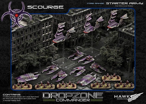 Dropzone Commander: Scourge Plastic Starter Army
