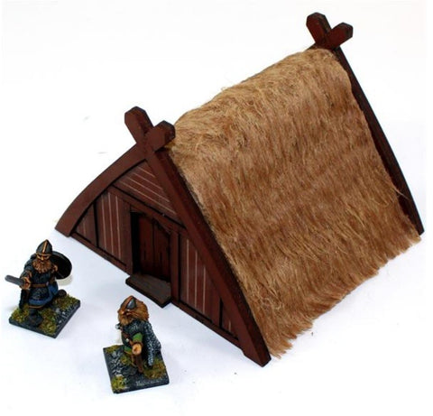 4Ground SAGA: Norse Hut/Storehouse