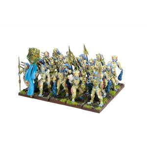 Kings of War: Forces of Nature Naiad Regiment