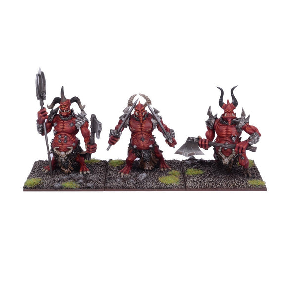 Kings of War: Forces of the Abyss Moloch Regiment