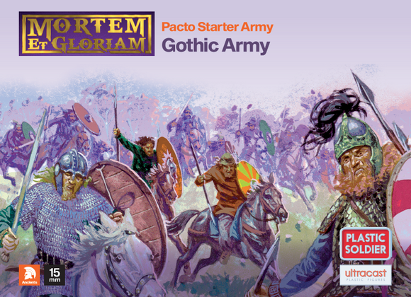 Plastic Soldier Company: Mortem et Gloriam Gothic Pacto Starter Army