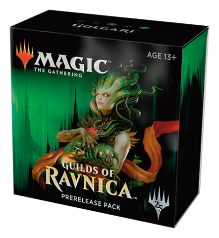 Guilds of Ravnica - Prerelease Pack (Golgari)