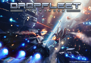 Dropfleet Commander: 2-player Starter Set