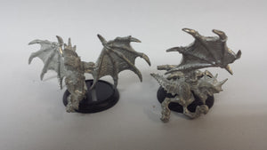 Hordes Legion of Everblight: Harriers (2) (Unboxed and Unassembled)