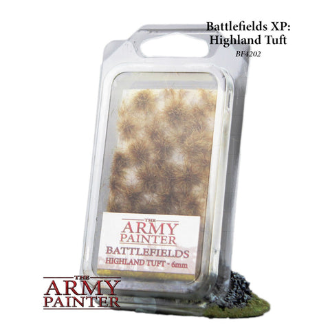 Army Painter Battlefields Basing - Highland Tufts