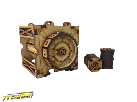 TT Combat: Sector 1 Chemical Storage Tanks