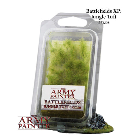 Army Painter Battlefields Basing - Jungle Tufts