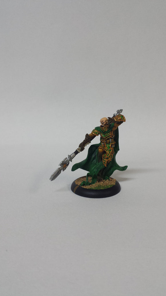 Circle Orboros: Krueger the Stormlord  (Painted)