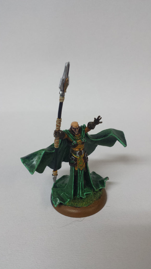 Circle Orboros: Krueger the Stormwrath   (Painted)