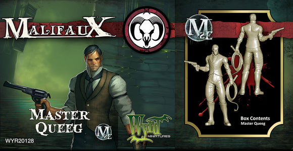 Malifaux Guild: Master Queeg
