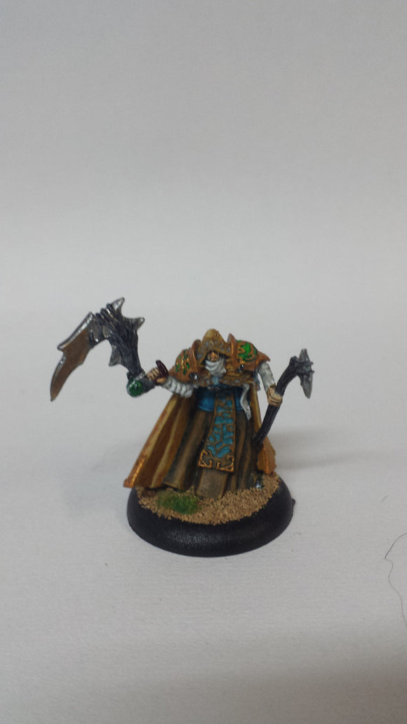 Circle Orboros: Mohsar the Desertwalker    (Painted)