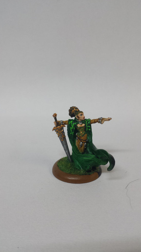 Circle Orboros: Morvahna the Autumnblade (Painted)