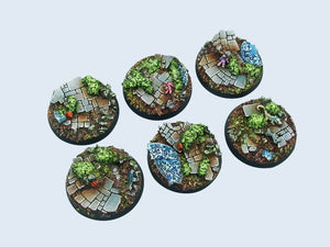 Micro Arts: Mystic Bases, Round 40mm (2)