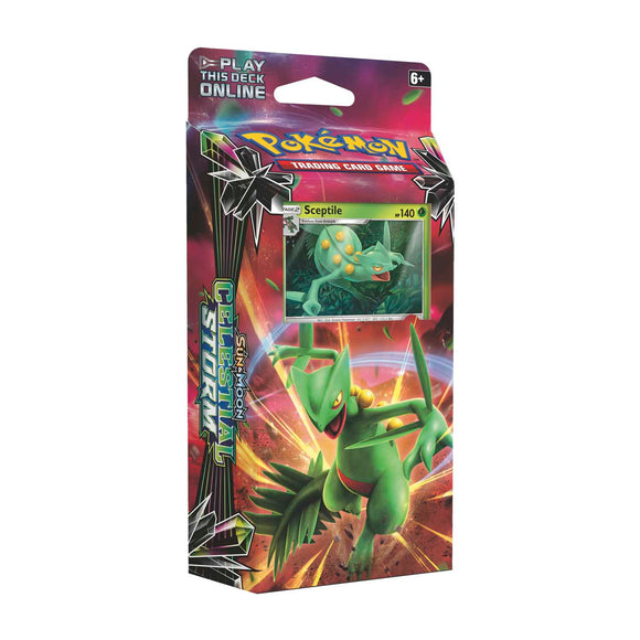 Pokémon Celestial Storm: Theme Deck Leaf Charge