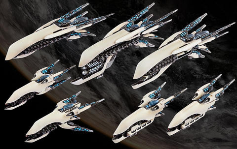 Dropfleet Commander: PHR Starter Fleet